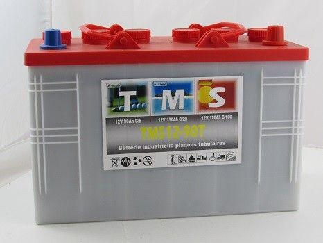 Batterie Plaques Tubulaire